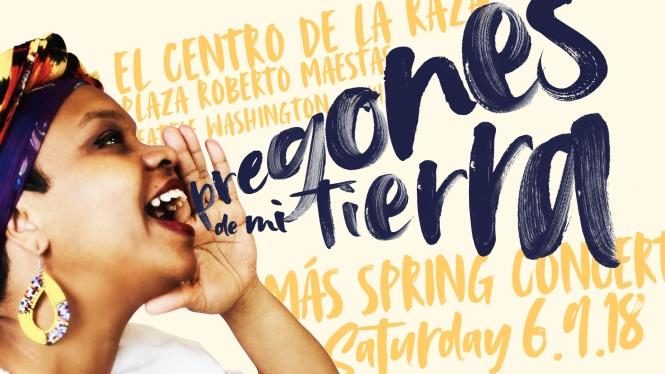 MAS Spring Concert | Los pregones de mi tierra