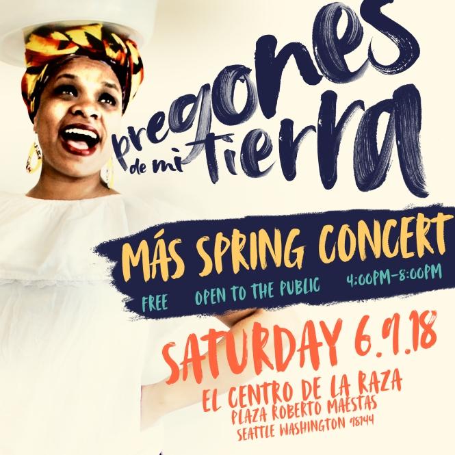 MAS Summer Concert | Los pregones de mi tierra